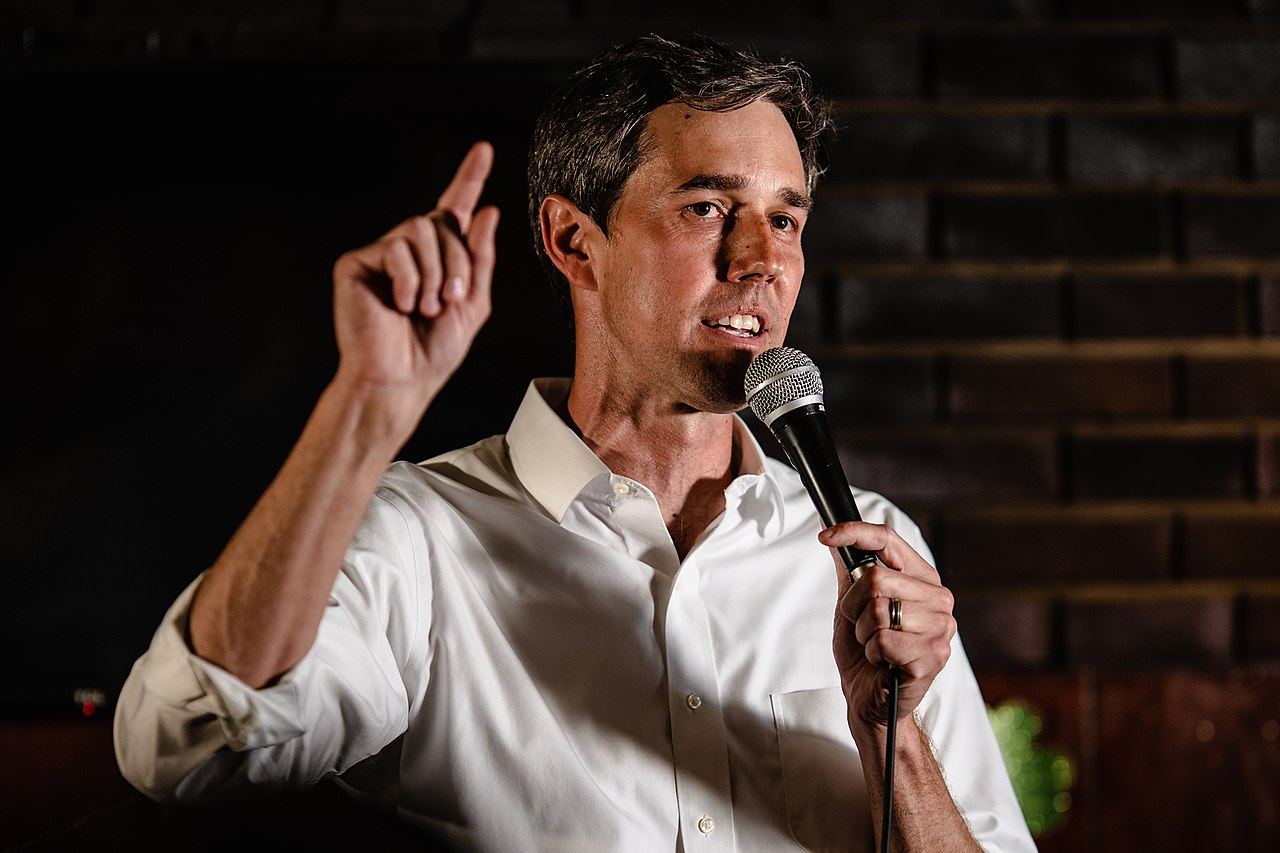 How to Have Charisma Like Beto O'Rourke