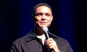 How to Stay Strong When the Going Gets Tough: Take a Tip from Trevor Noah!